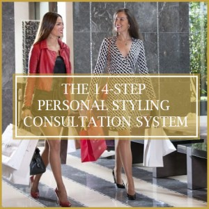 The 14-Step Personal Styling Consultation System