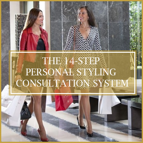Learn our proven 14-step styling system so you can create value-driven, unique, and personalized experiences for your clients. Utilize your creativity and talent to operate successfully as a professional personal stylist and shopper.