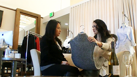 how to become a personal shopper and stylist