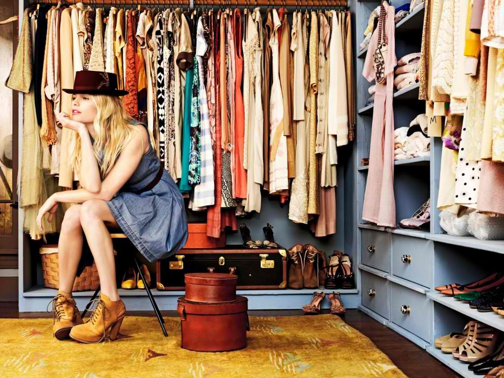 how to do a closet edit and cleanse
